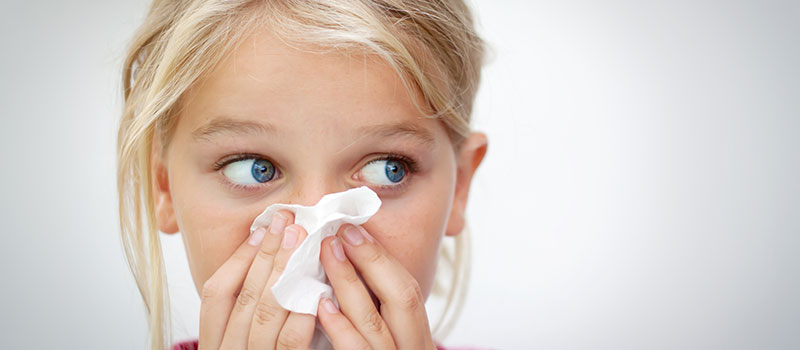 Why Does My Child Always Have a Stuffy Nose?